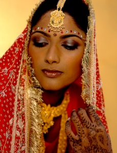 There is more to Indian women than just being BrideBarbies. Of course that will never occur to you.